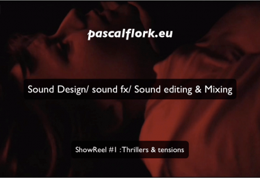 pascalflork.eu sound design ShowReel