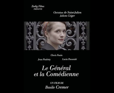 Le Général et la Comédienne written & directed by Basile Cremer : Sound Take, Sound Editing, SoundFX, Mixing by pascal 'pako' Flork