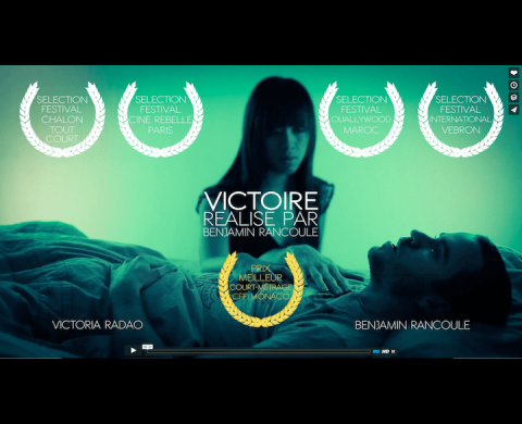 Victoire frittent & directed by Benjamin Rancoule ; mixing by pascal 'pako' Flork