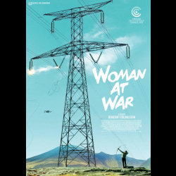 Woman At War written and directed by Benedikt Erlingsson: musical takes on sets, ambience sounds by pascal 'pako' Flork
