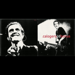 Calogero CD Bonus Live (limited edition)