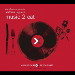 Music2eat - Mathieu Leguern : studio recording, sound editing, (some) mixing by Pascal 'pako' Flork