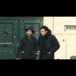 Elie & Les Anarchistes (making off) documentary film by Basile Cremer mixed by Pascal 'pako' Flork