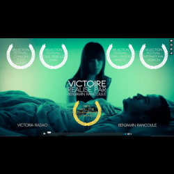 Victoire written & directed by Benjamin Rancoule:sound  post-production / mixing by Pascal 'pako' Flork