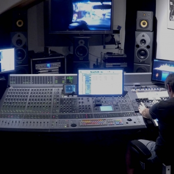 Post-Production son & mixage